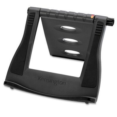 "Kensington Notebook Stand, Height Adjustment, 11-1/2""x1-1/4""x11"", Gray"
