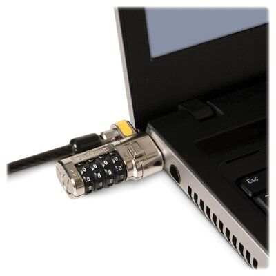 ClickSafe Combination Laptop Lock