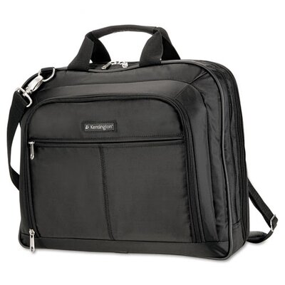 Kensington Simply Portable Classic Laptop Briefcase