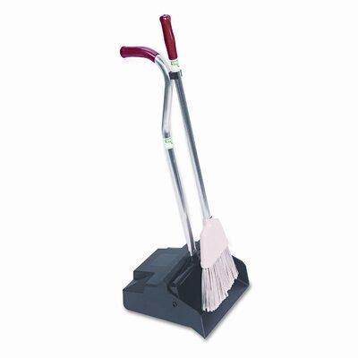 Unger Ergo Dustpan With Broom, 12 Wide
