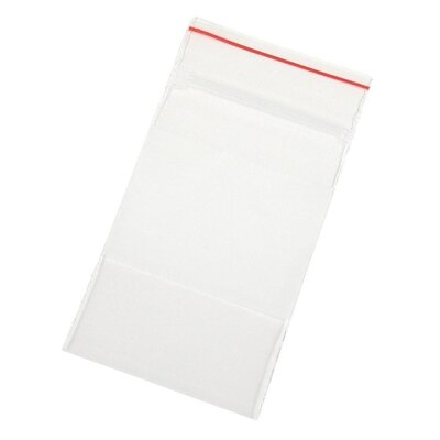 "Anglers Company Ltd. Handi-Loc Poly Bags, 2""x3"", Reclosable, 100/BX, Clear"