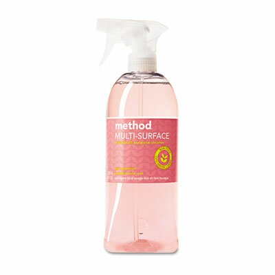 Method® All Surface Cleaner, Pink Grapefruit, 28 Oz., Bottle