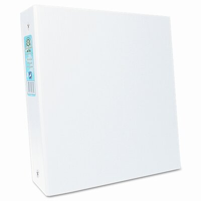 "Aurora Products Elements Eco-Friendly D-Ring Binder, 2"" Capacity"