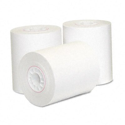 NCR Paper Thermal Receipt Paper, 2-1/4in x 85' Roll