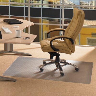 Floortex Cleartex Advantagemat High Pile Carpet Chair Mat