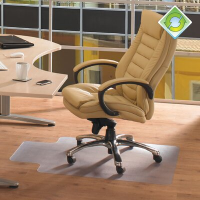 Floortex Ecotex Hard Floor Lipped Edge Chair Mat