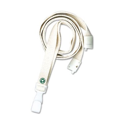 "Advanced Formulations Advantus Earth-Friendly Lanyard, J-Hook Style, 36"" Long, 10/Pack"