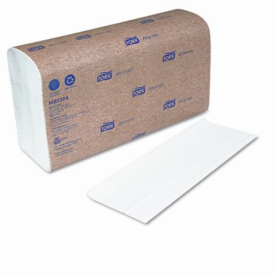 SCA TISSUE NORTH AMERICA LLC                       Tork Multi-Fold Towel, 9-1/2 X 9-1/8, 1-Ply, 250/Pack, 16 Packs/Carton