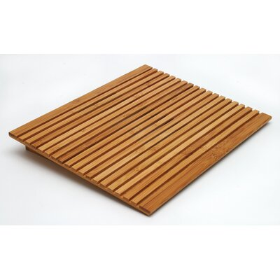 "Lipper International 1.75"" Bamboo Laptop Computer Tray / Holder Slatted"