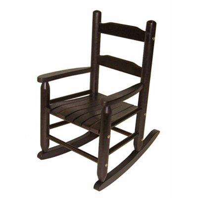 Lipper International Child's Rocking Chair
