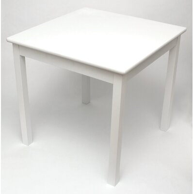 Lipper International Kid's Writing Table