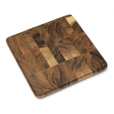 Lipper International Acacia Chopping Block