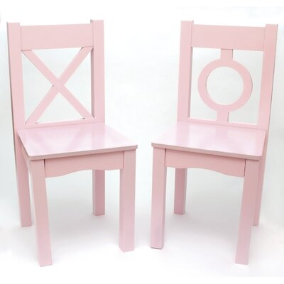 Lipper International Kid's Desk Chair