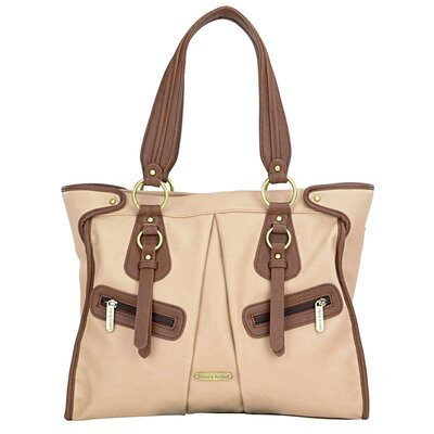 Timi and Leslie Dawn Convertible Diaper Bag