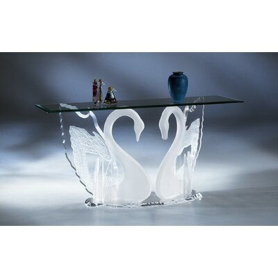 Legend Swan Console Table