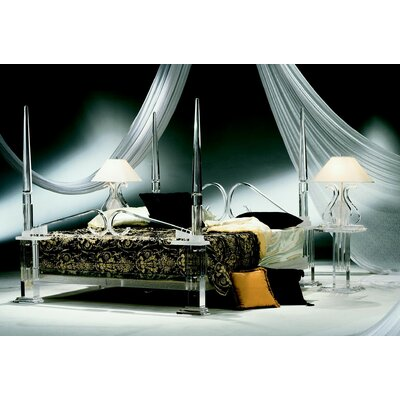 Shahrooz Sylvana Four Poster Bedroom Collection