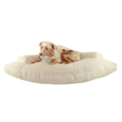 Corner Bolster Dog Bed