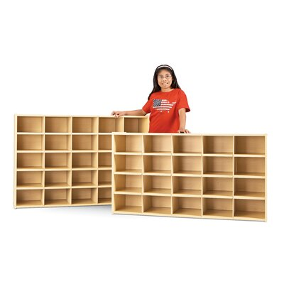 Young Time Storage Cubbie without Trays