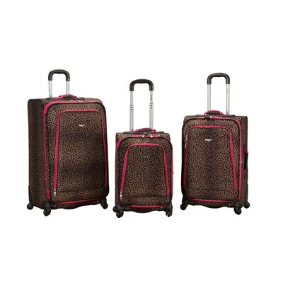 Fusion 3 Piece Luggage Set