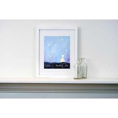 CiCi Art Factory Words of Wisdom Catch a Shooting Star Print