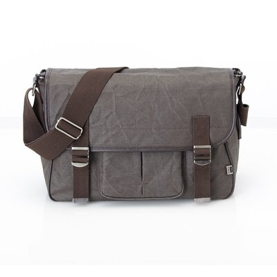 OiOi Man Messenger Diaper Bag