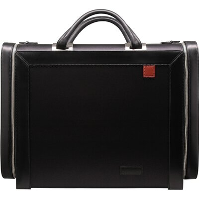Aaron Irvin Microfiber Business Cases Large Laptop Briefcase