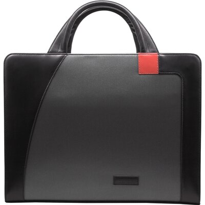 Microfiber Business Cases Single Laptop Briefcase