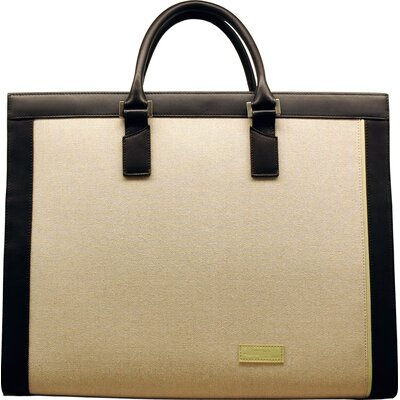 Aaron Irvin Canvas Business Cases Large Laptop Briefcase