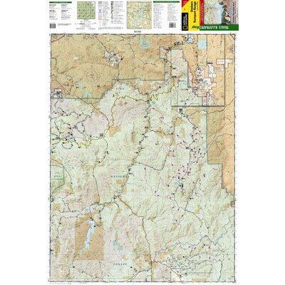 National Geographic Maps Trails Illustrated Map Deckers / Rampart Range