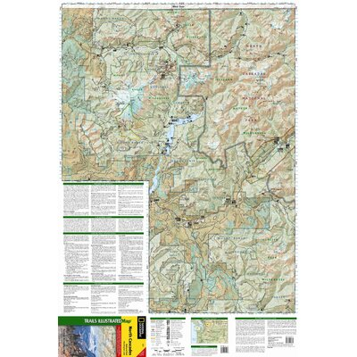 National Geographic Maps Trails Illustrated Map North Cascades National Park