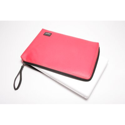 Antenna Classic Canvas Laptop Sleeve in Red