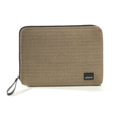 Antenna Classic Laptop Sleeve in Denim Twill