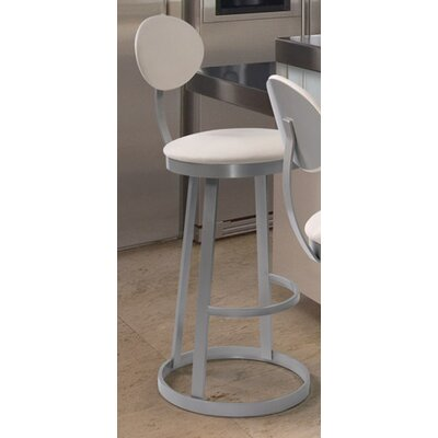 "Trica Blog 30"" Bar Stool with Cushion"