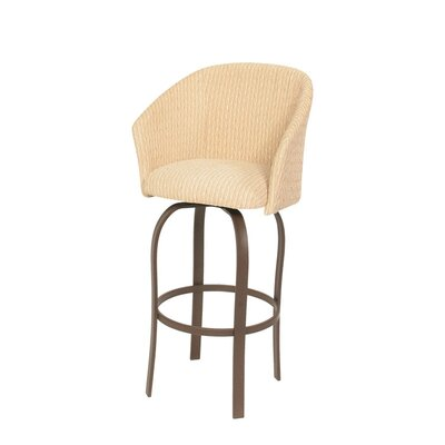 Trica Gelato Swivel Bar Stool