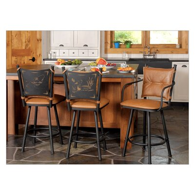 Trica Creation I Swivel Bar Stool With Cushion Amp Reviews