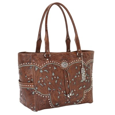 Lady Lace Carry-on Tote