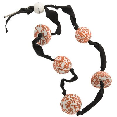 Makkum Cultured Pearl Necklace Set in Coral Collection by Alexander van Slobbe