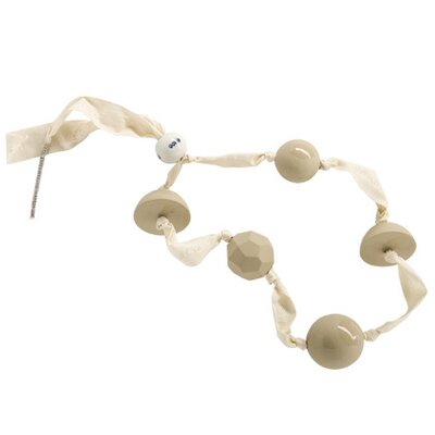 Makkum Cultured Pearl Necklace in Clay Collection by Alexander van Slobbe