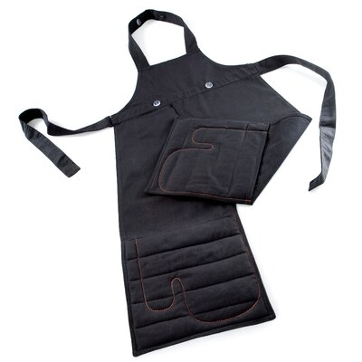 Royal VKB Apron in Charcoal