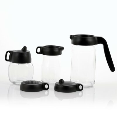 Royal VKB Jar Tops Set in Charcoal