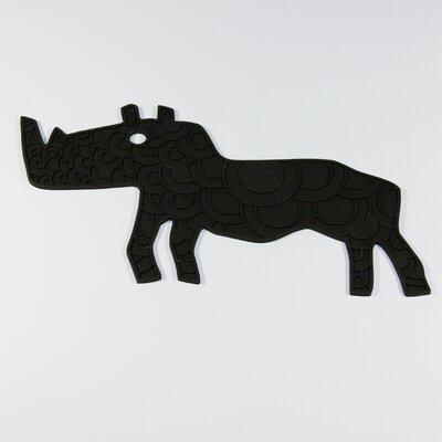 Grum Silicone Rhino Trivet