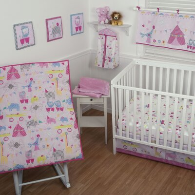 Circus Circus Crib Bedding Collection