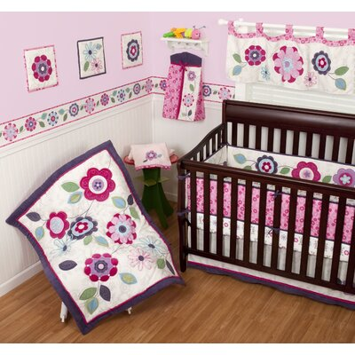 Sumersault Daniela Crib Bedding Collection