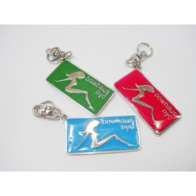 BowhausNYC Mudflap Girl Collar Charm