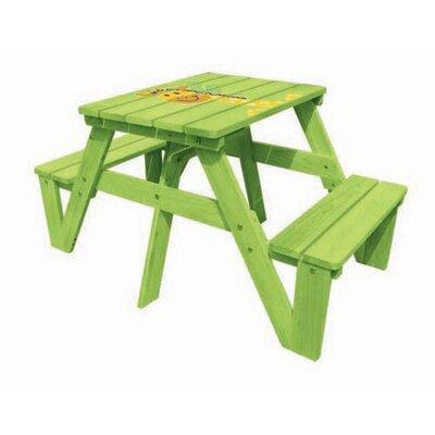 Lohasrus Kids' Picnic Table