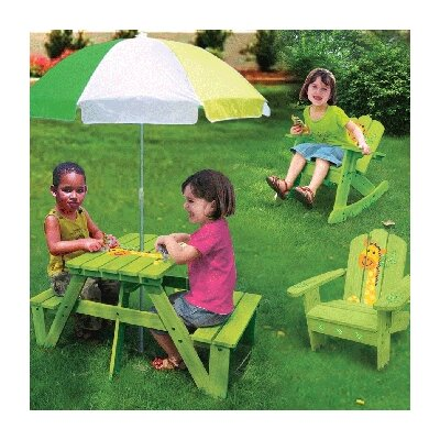 Lohasrus Kids' Picnic Table