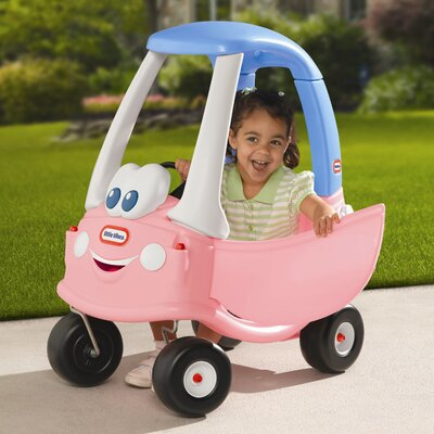 Little Tikes Cozy Coupe Push Car