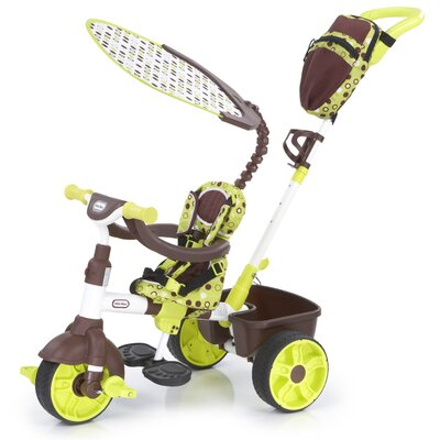 Little Tikes 4-in-1 Deluxe Edition Tricycle