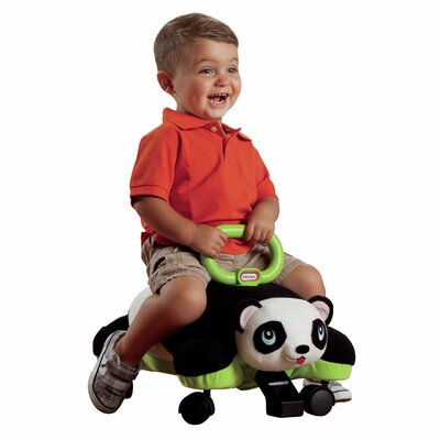 Little Tikes Pillow Racers Panda Push Ride-On
