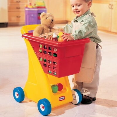Little Tikes Creative Kids Shopping Cart